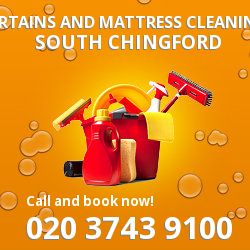 South Chingford curtains and mattress cleaning E4