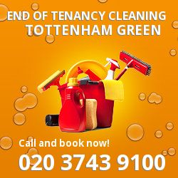 Tottenham Green professional end of lease cleaners in N15