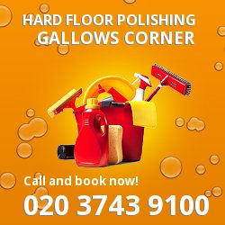 Gallows Corner clean and safe floor surfaces RM2