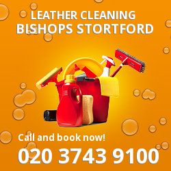 CM22 faux leather cleaning Bishop's Stortford
