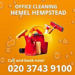 Hemel Hempstead business property cleaning services HP3