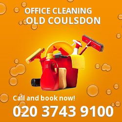 Old Coulsdon business property cleaning services CR5