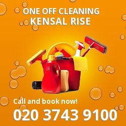 NW10 deep cleaners in Kensal Rise