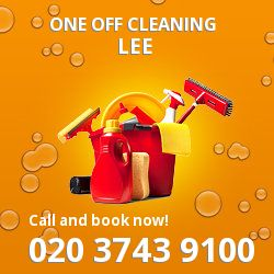 SE12 deep cleaners in Lee