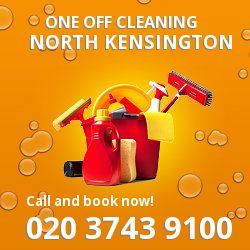 W12 deep cleaners in North Kensington