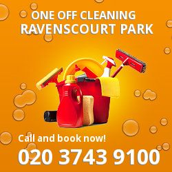 W6 deep cleaners in Ravenscourt Park