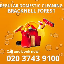 Bracknell Forest domestic property cleaning services SL4
