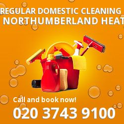 Northumberland Heath domestic property cleaning services DA8