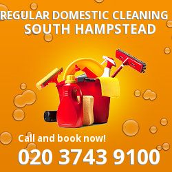 South Hampstead domestic property cleaning services NW6
