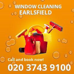 Earlsfield gutter cleaning SW18