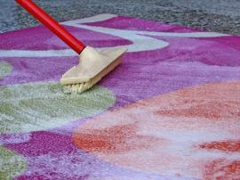 Carpet Cleaning in Shoreditch With Carpet Shampoo