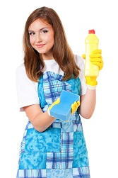 E16 cleaning agencies near Canning Town