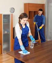Canonbury cleaning after construction work N1