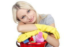 N4 cleaning after plumbers in Harringay