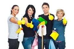 SW19 cleaning agencies near Wimbledon Park