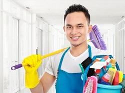 W1 cleaning agencies near Soho