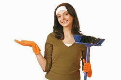 Ealing rental property cleaning cost W5