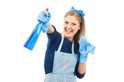 Bloomsbury contract party cleaning services WC1