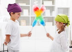 W3 contract school cleaning services Acton