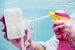 school cleaning services