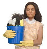 EC4 contract school cleaning services City