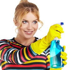 Hanwell periodic school cleans W7