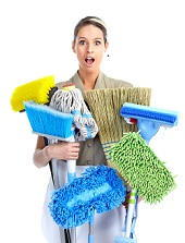 NW10 one off cleaning visit Kensal Green
