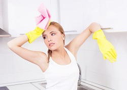 SW18 urgent flat cleaners in Southfields
