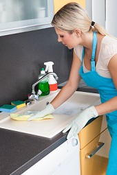 Stratford professional college cleaning E15