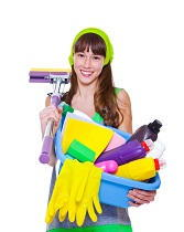 SM1 house cleaners services around Sutton