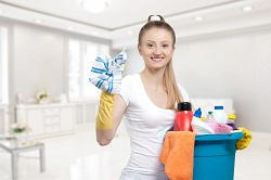 W1 house cleaners services around West End