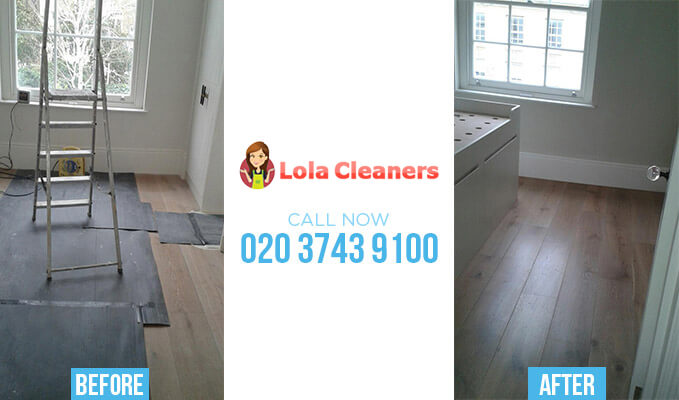 London After Builders Cleaning