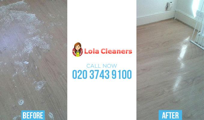 London Hard Floor Polishing