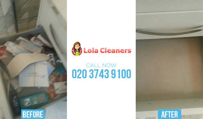 London One off Cleaning